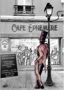 Le Café Éphémère à Palaiseau